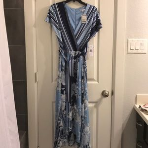 Cute tiered dress from Sandra Darren.